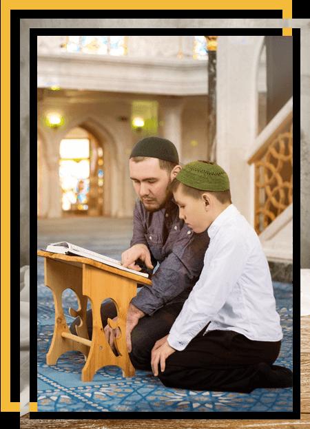 Egyptian Quran Teachers at home