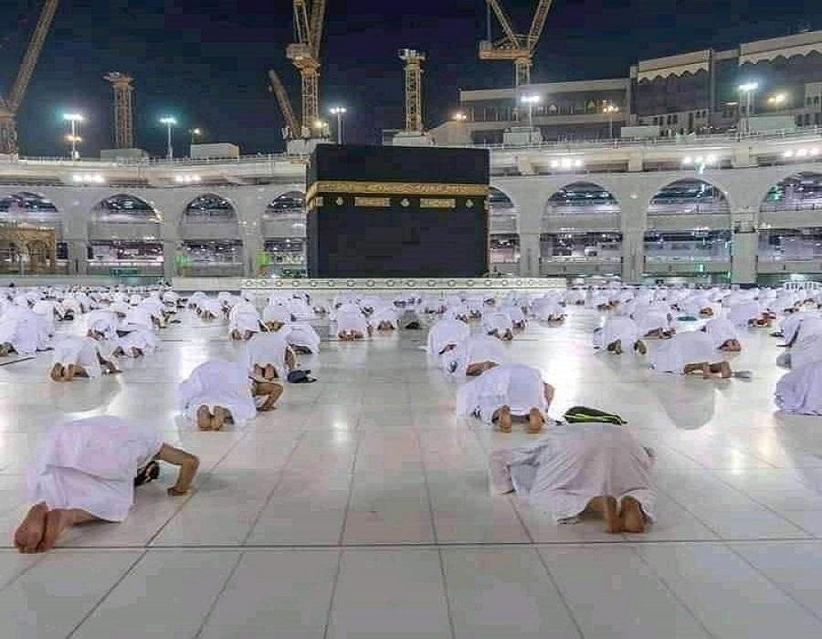 Muslims 're Praying